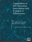 Compendium of HIV Prevention with Evidence of Effectiveness, Centers for and Prevention, 1499618662