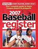The Baseball Register and Fantasy Handbook 2007 Edition, Sporting News Staff, 0892048662
