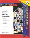 SELECT : Microsoft Office 97 Professional, Blue Ribbon Edition, Toliver, P. and Johnson, Yvonne, 0201438666
