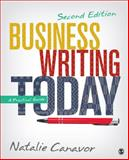 Business Writing Today, Canavor, Natalie, 1483358666