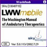 Ambulatory Therapeutics, Washington University School of Medicine Staff, 0781738660