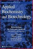 Twenty-Seventh Symposium on Biotechnology for Fuels and Chemicals, McMillan, James D., 1588298663