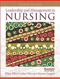 Leadership and Management in Nursing, Grohar-Murray, Mary Ellen and DiCroce, Helen R., 0135138671