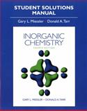 Solution Manual for Inorganic Chemistry, Miessler, Gary and Tarr, Donald A., 013612867X
