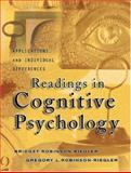 Readings in Cognitive Psychology : Applications, Connections, and Individual Differences, Robinson-Riegler, Greg L. and Robinson-Riegler, Bridget, 0205358675