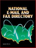 National E-mail and Fax Directory 2003, , 0787658677