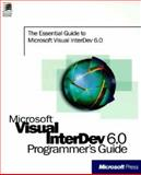 Microsoft Visual InterDev 6.0 Programmer's Guide, Microsoft Official Academic Course Staff, 1572318678