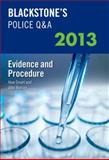 Blackstone's Police QandA 2013 : Evidence and Procedure, Watson, John and Smart, Huw, 0199658676