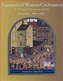 Essentials of Western Civilization : A History of European Society, since 1550, Hause, Steven C. and Maltby, William S., 0534578675