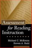 Assessment for Reading Instruction, McKenna, Michael C. and Stahl, Steven A., 1572308672