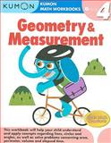 Grade 4 Geometry and Measurement, Kumon Pub. North America Ltd, 1934968676