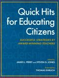 Quick Hits for Educating Citizens, Steven Jones, 0253218675