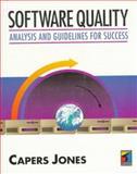 Handbook of Global Software Quality, Jones, Capers, 1850328676