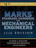 Marks' Standard Handbook for Mechanical Engineers, Avallone, Eugene A. and Baumeister, Theodore, 0071428674