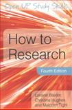 How to Research, Blaxter, Loraine and Hughes, Christina, 033523867X