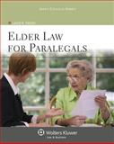 Elder Law for Paralegals, Laurel A. Vietzen, 0735508674