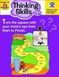 Thinking Skills, Evan-Moor Educational Publishers, 1557998671