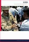 From War to the Rule of Law : Peace Building after Violent Conflicts, Voorhoeve, Joris, 9053568670