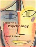 Exploring Psychology 4E Paperback and Study Guide and Student, Myers, 1572598670