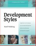 Development Styles 5 Pack, Woldring, Roelf, 0874258677