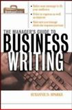The Manager's Guide to Business Writing 9780070718678