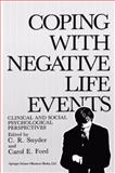 Coping with Negative Life Events : Clinical and Social Psychological Perspectives, , 1475798679
