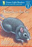 Animals on the Go, Jessica Brett, 0152048677