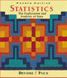 Statistics : The Exploration and Analysis of Data, Devore, Peck, 0534358675