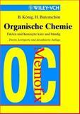 Memofix - Organische Chemie - Fakten und Konzepte Kurz und Bunig 2a, Butenschon, 3527298673