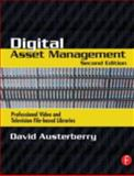 Digital Asset Management, Austerberry, David, 0240808681