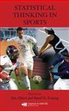 Statistical Thinking in Sports, , 1584888687