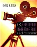 A History of Narrative Film, Cook, David A., 0393978680