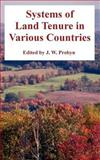 Systems of Land Tenure in Various Countries 9781410218681