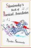 Book of Musical Anecdotes, Nicolas Slonimsky, 0028648684