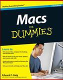 Macs for Dummies, Edward C. Baig, 0470878681