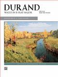 Waltz in E-Flat Major, Marie-Auguste Durand, 073901868X