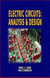 Electrical Circuits : Analysis and Design, , 1934188689