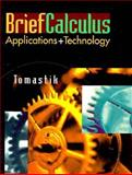 Brief Calculus, Tomastik, Edmund C., 0030068681