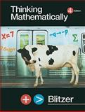 Thinking Mathematically plus MyMathLab Student Access Kit, Blitzer, Robert F., 013134868X