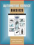Automotive Service Basics, Remling, John and Patten, Donald W., 0130898686