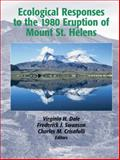 Ecological Response to the 1980 Eruptions of Mount St. Helens, , 0387238689