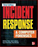 Incident Response and Computer Forensics, Pepe, Matthew and Luttgens, Jason, 0071798684