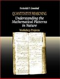 Quantitative Reasoning : Workshop Projects, Greenleaf, Frederick P., 0072928689