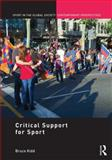 'Critical Support' for Sport 9780415488686