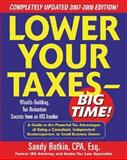 Lower Your Taxes - Big Time!, Sandy Botkin, 007147868X