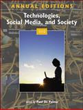 Technologies, Social Media, and Society 11/12, De Palma, Paul, 0073528684
