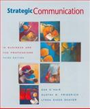 Strategic Communication, O'Hair, Dan and Shaver, Lynda Dixon, 0395858690