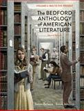 The Bedford Anthology of American Literature, Volume Two 2nd Edition
