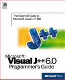 Microsoft Visual J++ 6.0 Programmer's Guide, Microsoft Official Academic Course Staff, 1572318694
