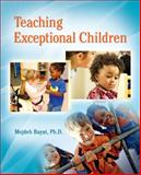 Teaching Exceptional Children, Bayat, Mojdeh, 0073378690